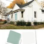 Exterior Paint Color Scheme at Saving Etta
