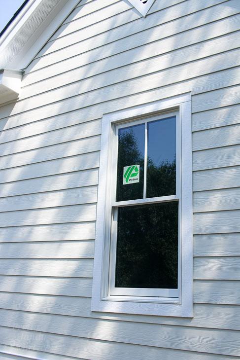 New Plygem Mira Window Installed