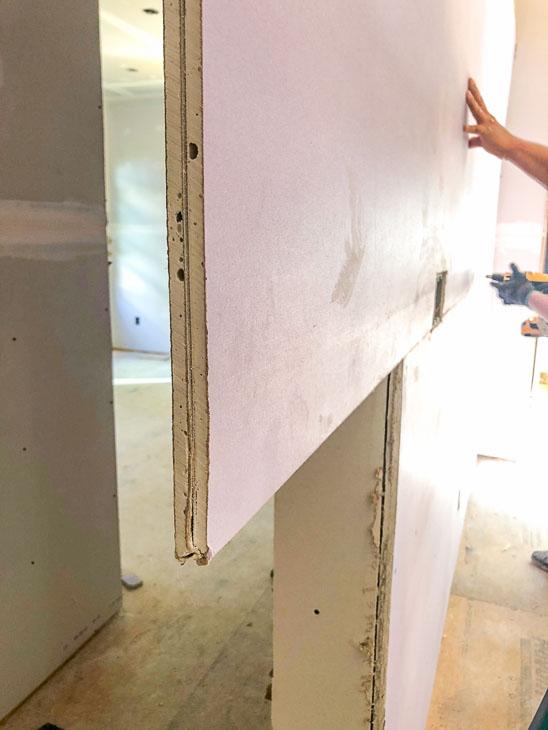 soundbreak purple drywall