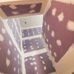 Saving Etta: Drywall Update + Reducing Sound in the Master Bedroom