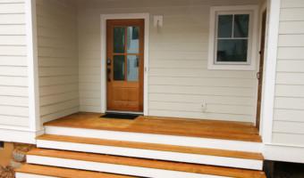 Saving Etta: Side Porch Update