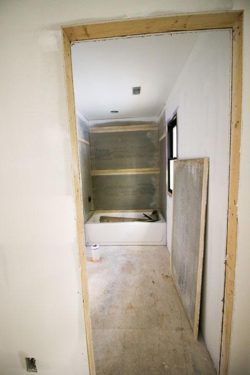 upstairs-bathroom pre tile