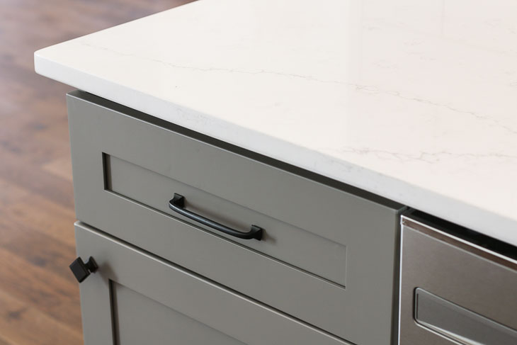 Liberty Lombard - cabinet drawer pulls