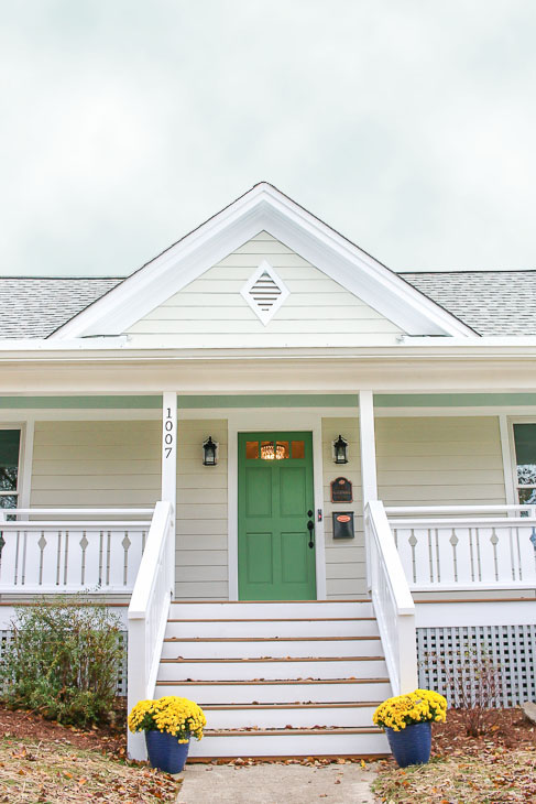 Saving Etta: 1900 Home Saved from Demolition and restored into a beautiful Triple A construction modern farmhouse. With Flat Sawn Ballusters on porch