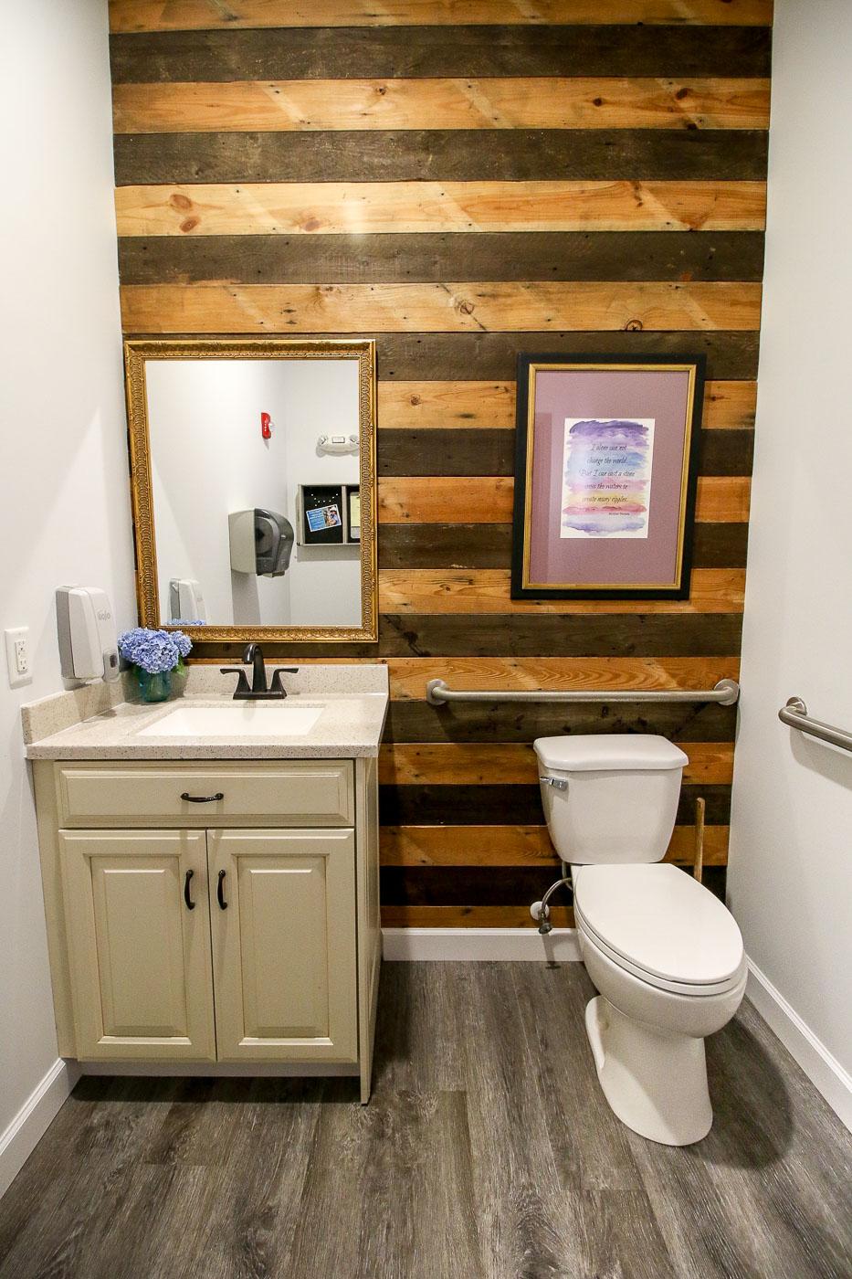 Habitat for Humanity Bathroom Renovations