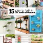 15 ways to make a DIY vertical garden