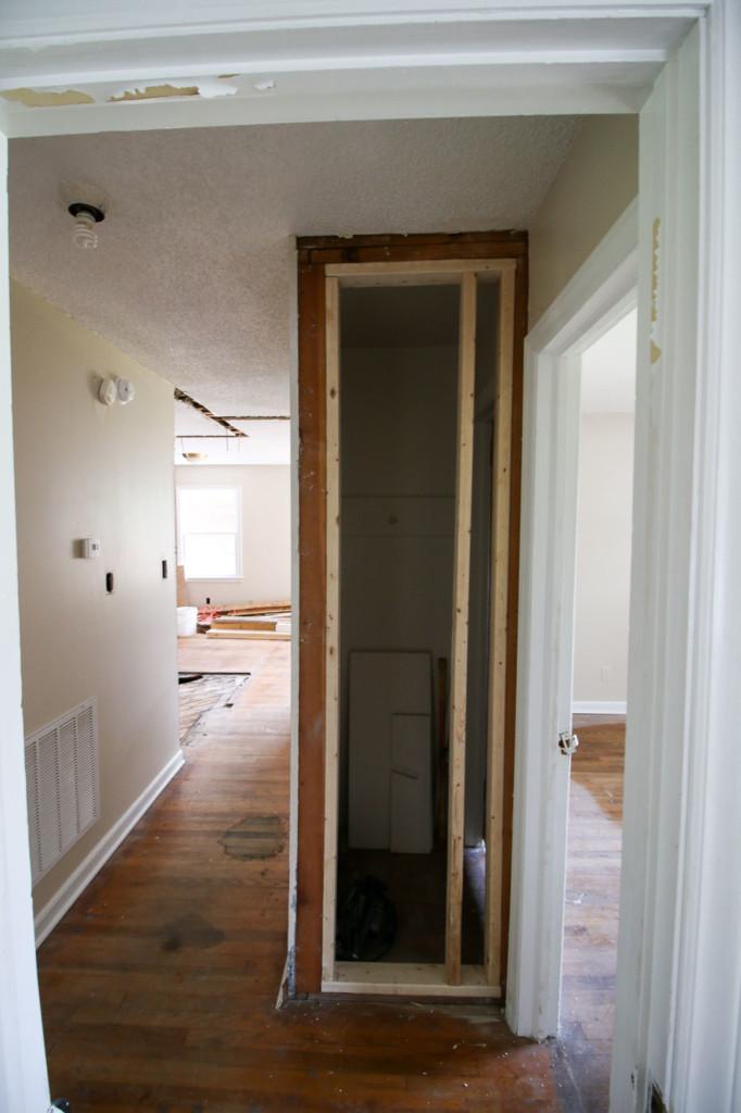 new subpanel framing