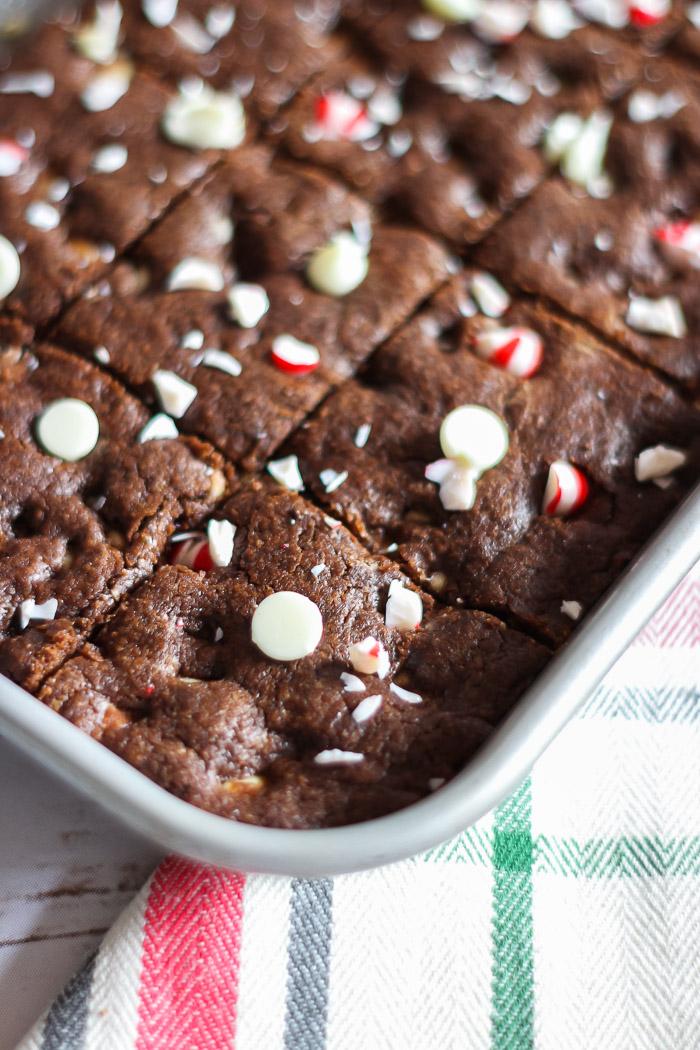Dark Chocolate Peppermint Cookies overview