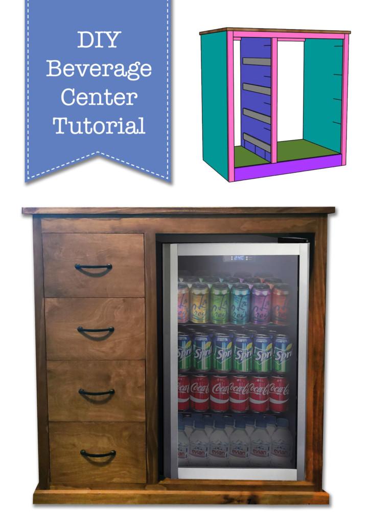 DIY Beverage Center
