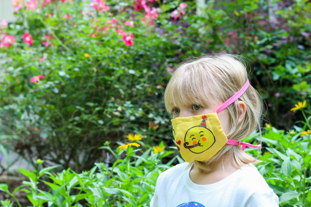 best face mask for kids