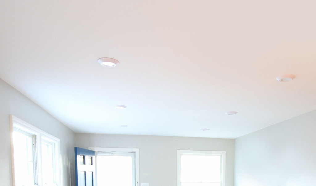 Kichler Horizon II Faux Recessed LED Ceiling Lights